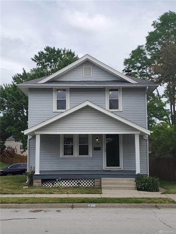 32 Western Avenue, Brookville, OH 45309 (#818530) :: Century 21 Thacker & Associates, Inc.