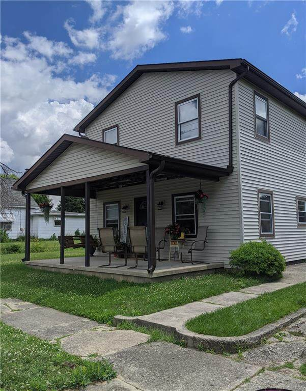 7 Franklin Street, Casstown, OH 45312 (MLS #820548) :: Denise Swick and Company