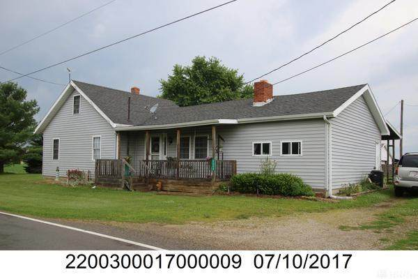 2528 Willow Road, Moorefield Twp, OH 45502 (MLS #820820) :: Denise Swick and Company
