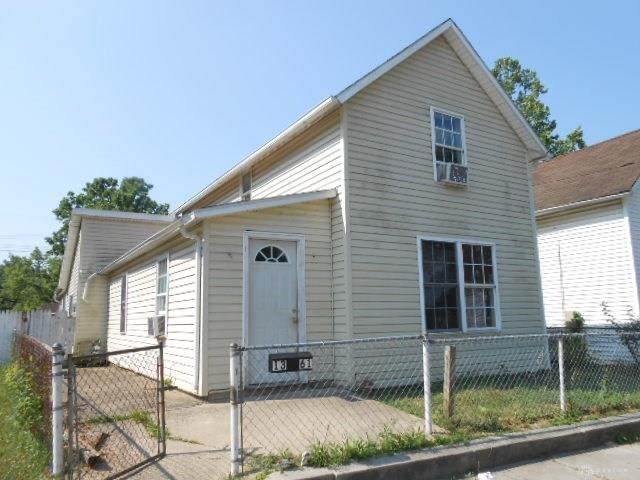 1361 Perry Street, Springfield, OH 45504 (MLS #821124) :: Candace Tarjanyi | Coldwell Banker Heritage