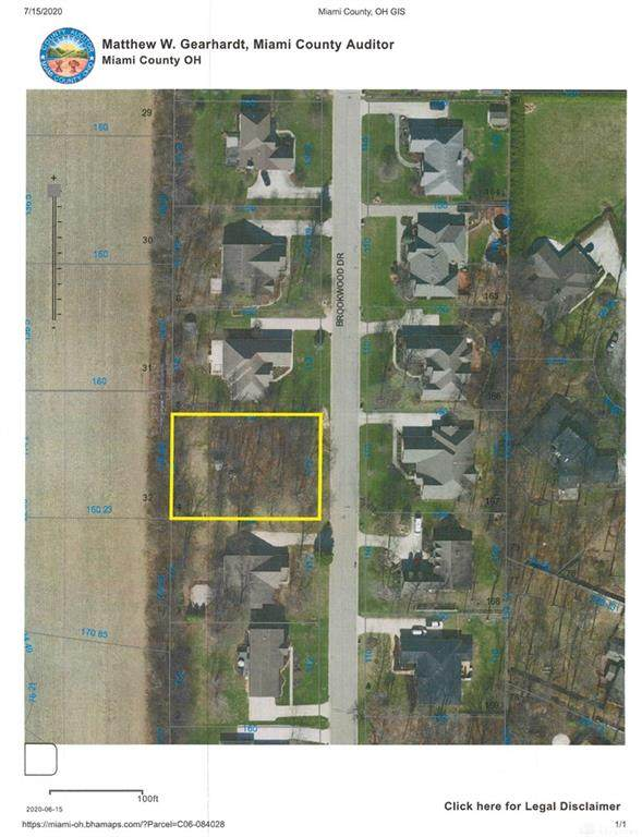 844 Brookwood Drive, Troy, OH 45373 (MLS #821687) :: The Gene Group