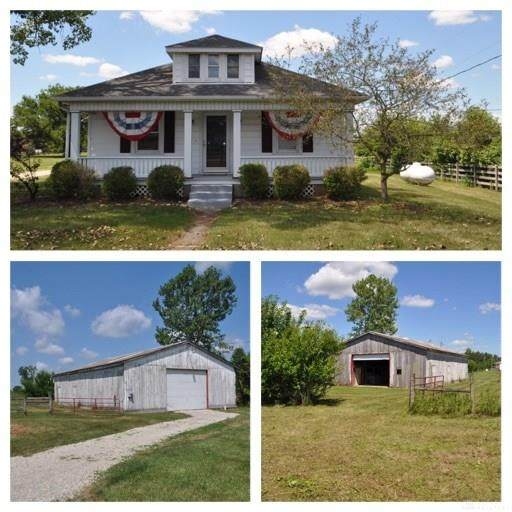 5904 S Troy Fred Road, Tipp City, OH 45371 (MLS #822133) :: The Gene Group