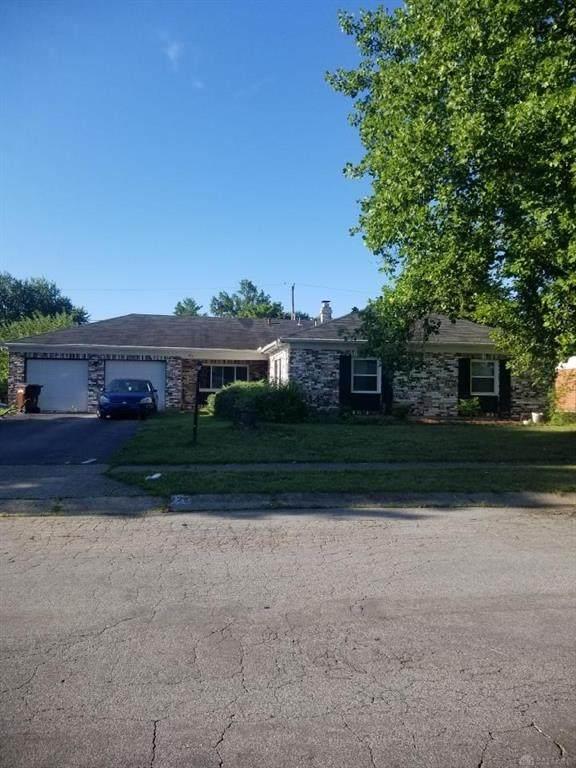 724 Bradfield Drive, Trotwood, OH 45426 (#822487) :: Century 21 Thacker & Associates, Inc.