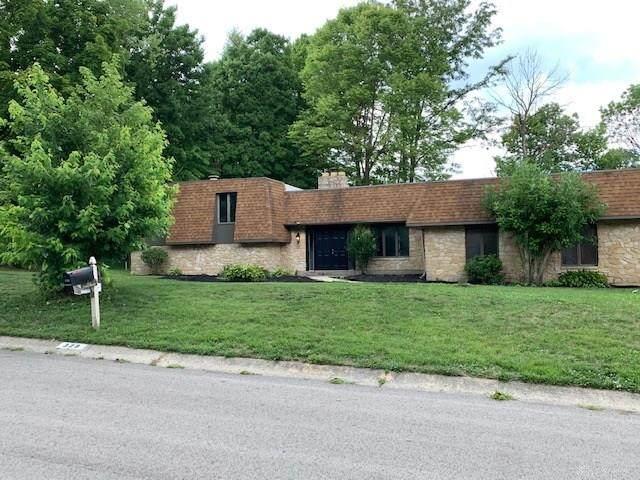 329 Shadywood Drive, Clayton, OH 45415 (MLS #822663) :: The Gene Group