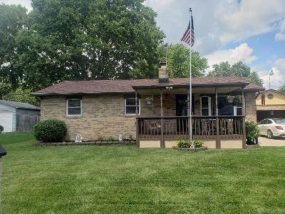 440 Rosewood Road, Crystal Lakes, OH 45341 (MLS #822941) :: The Gene Group