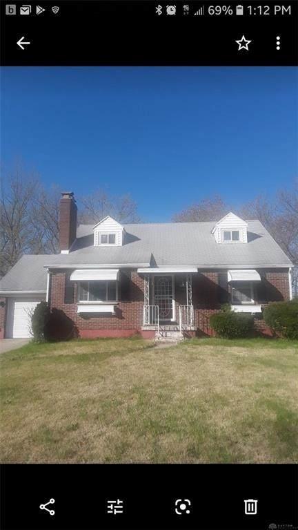 4593 Channing Lane, Trotwood, OH 45416 (#823478) :: Century 21 Thacker & Associates, Inc.