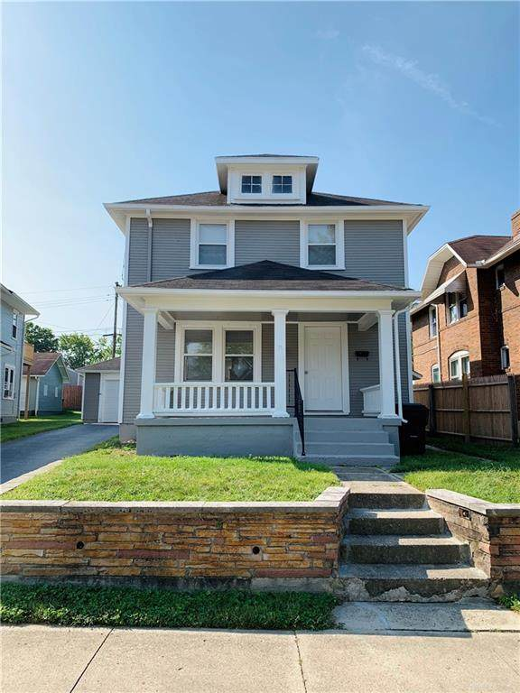 22 W Melford Avenue, Dayton, OH 45405 (MLS #825603) :: The Westheimer Group