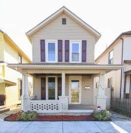 218 Haynes Street, Dayton, OH 45410 (MLS #825964) :: The Westheimer Group