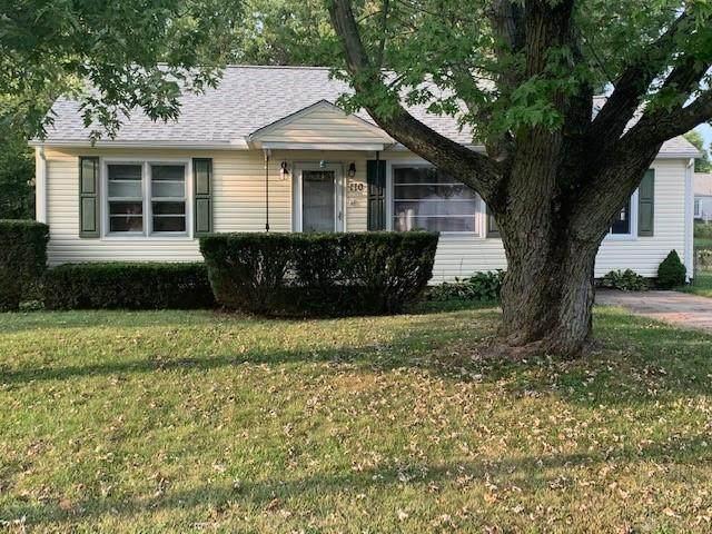110 Dalton Avenue, Carlisle, OH 45005 (MLS #826124) :: The Westheimer Group