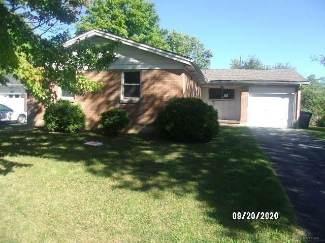 4641 Dayton Liberty Road, Dayton, OH 45417 (MLS #826334) :: The Westheimer Group
