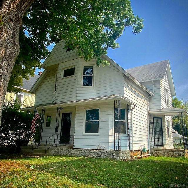 724 N Fountain Avenue, Springfield, OH 45504 (MLS #826598) :: The Gene Group