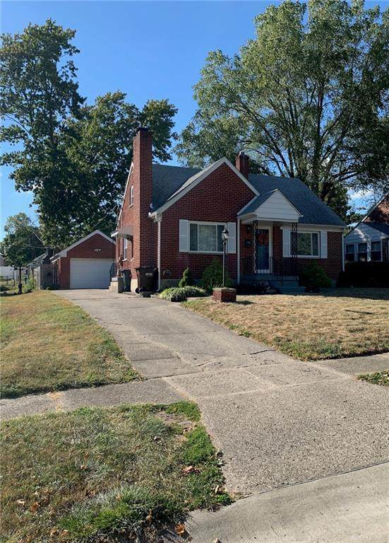 1527 Norton Avenue, Kettering, OH 45420 (MLS #826788) :: The Gene Group