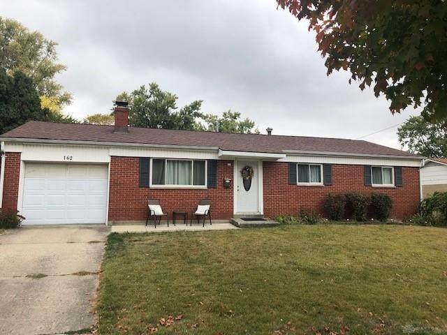 162 Hartman Avenue, Tipp City, OH 45371 (MLS #827929) :: Denise Swick and Company