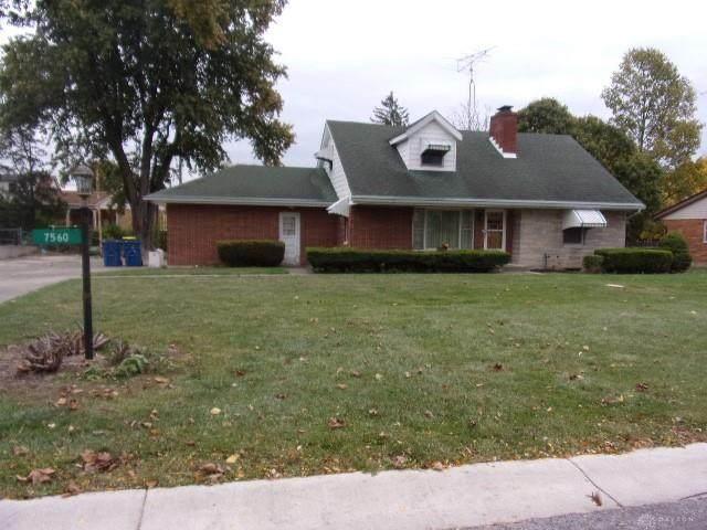 7560 Lockwood Street, Clayton, OH 45415 (MLS #828368) :: The Gene Group