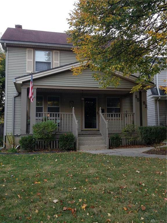 1592 Constance Avenue, Kettering, OH 45409 (MLS #828388) :: The Gene Group