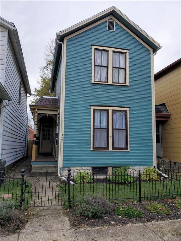 57 Bell Street, Dayton, OH 45403 (MLS #829142) :: The Gene Group