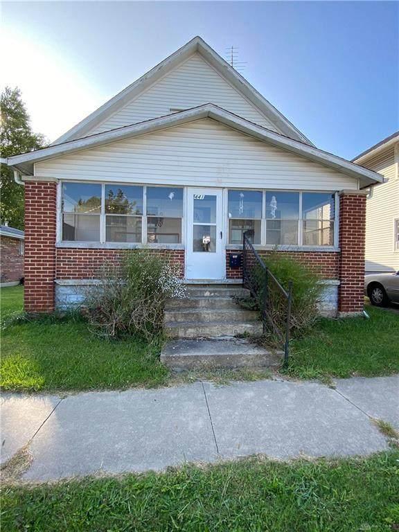 441 E Main Street, Greenville, OH 45331 (MLS #829360) :: The Westheimer Group