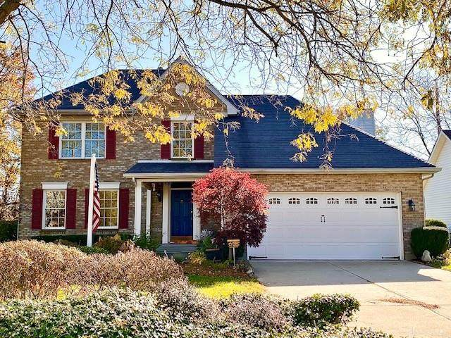 301 Sheffield Court, Lebanon, OH 45036 (MLS #829560) :: The Westheimer Group