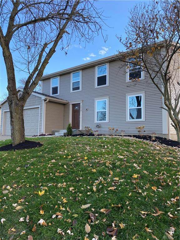 1538 Vista Ridge Drive, Miamisburg, OH 45342 (MLS #829876) :: The Westheimer Group