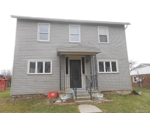 348 E Main Street, Verona, OH 45378 (MLS #831422) :: Denise Swick and Company