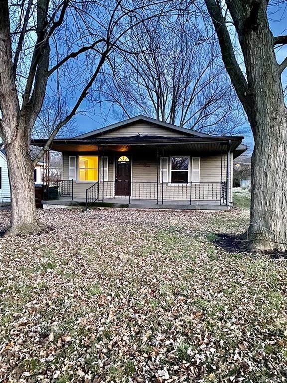 1716 Wilbur Avenue, Fairborn, OH 45324 (MLS #832693) :: Denise Swick and Company