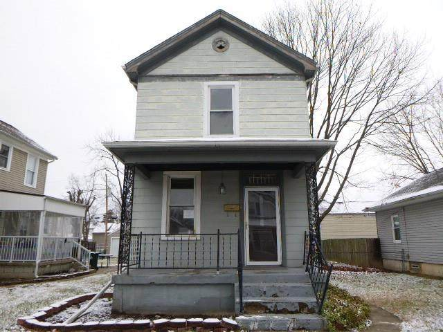 734 Chase Avenue, Hamilton, OH 45015 (MLS #832810) :: The Gene Group