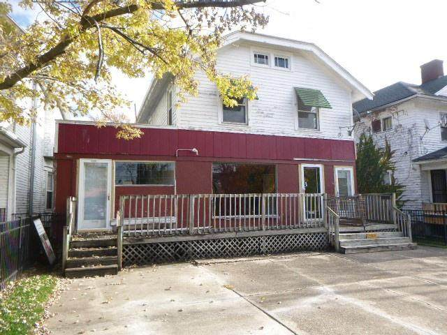 2432 N Main Street, Dayton, OH 45405 (MLS #832884) :: The Gene Group