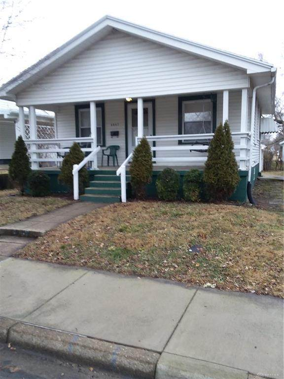 4447 Woodcliffe Avenue, Dayton, OH 45420 (MLS #833180) :: The Westheimer Group