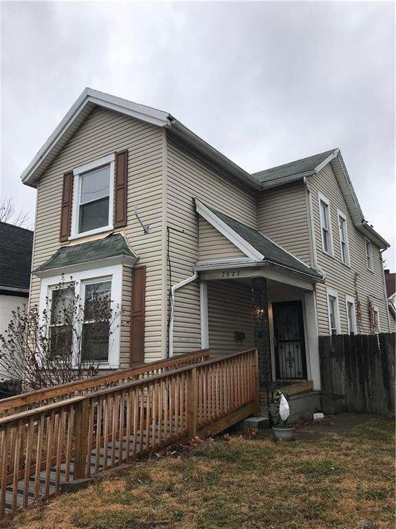 2827 E Fifth Street, Dayton, OH 45403 (MLS #833196) :: Denise Swick and Company