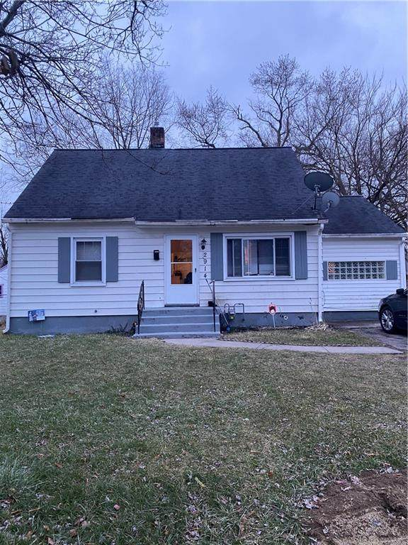 2914 Melbourne Avenue, Dayton, OH 45417 (MLS #833232) :: Denise Swick and Company