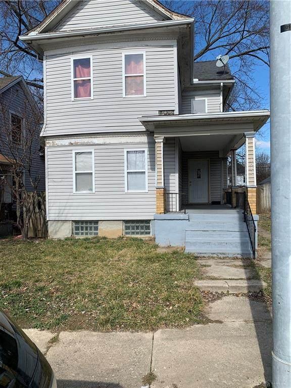 1617 Xenia Avenue, Dayton, OH 45410 (MLS #834570) :: Denise Swick and Company