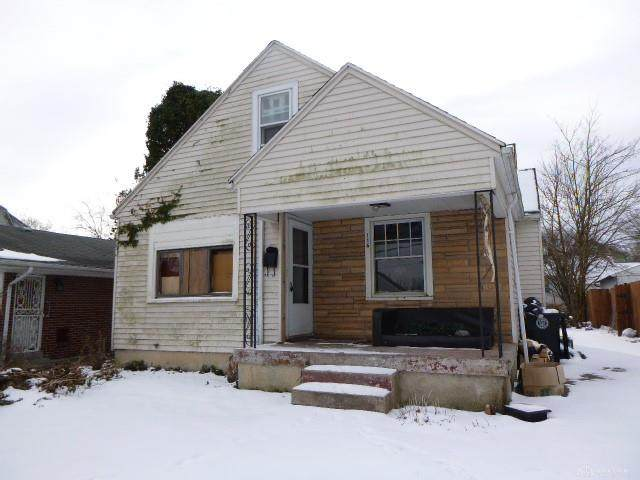 4116 W 2nd Street, Dayton, OH 45417 (MLS #834584) :: Bella Realty Group
