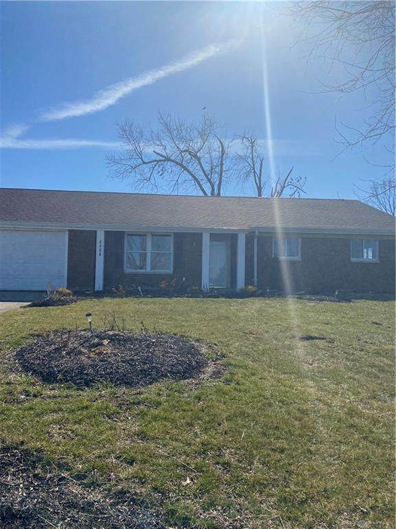 4496 Berquist Drive, Trotwood, OH 45426 (MLS #834940) :: The Swick Real Estate Group