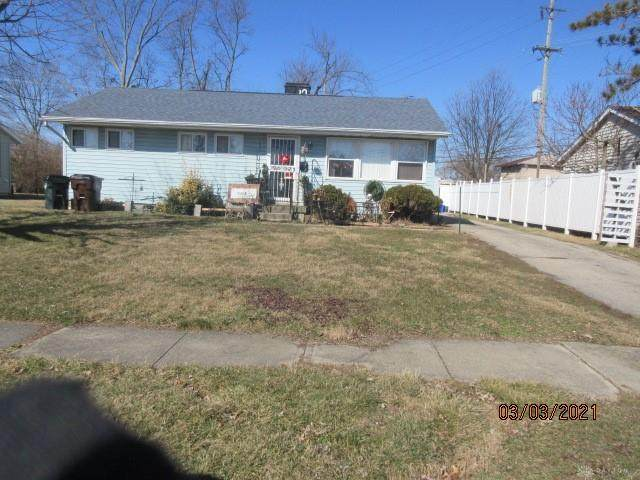 4487 Thompson Drive, Dayton, OH 45416 (MLS #835304) :: The Gene Group