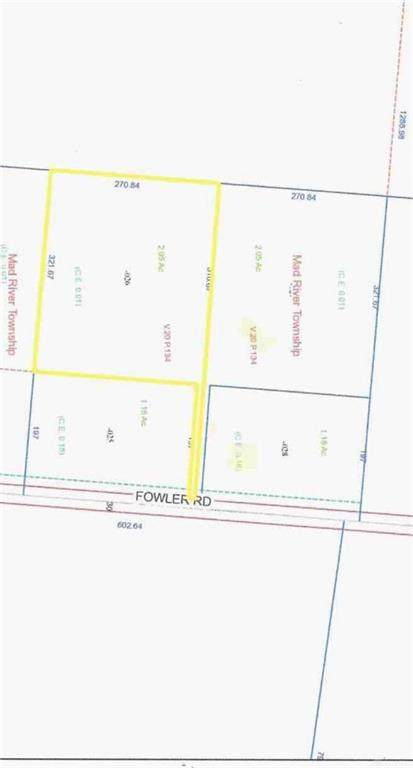 5437 Fowler Road, Springfield, OH 45502 (MLS #835352) :: Bella Realty Group