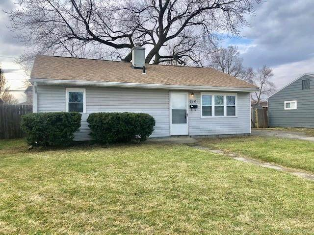 210 Erie Avenue, Fairborn, OH 45324 (MLS #835455) :: Bella Realty Group