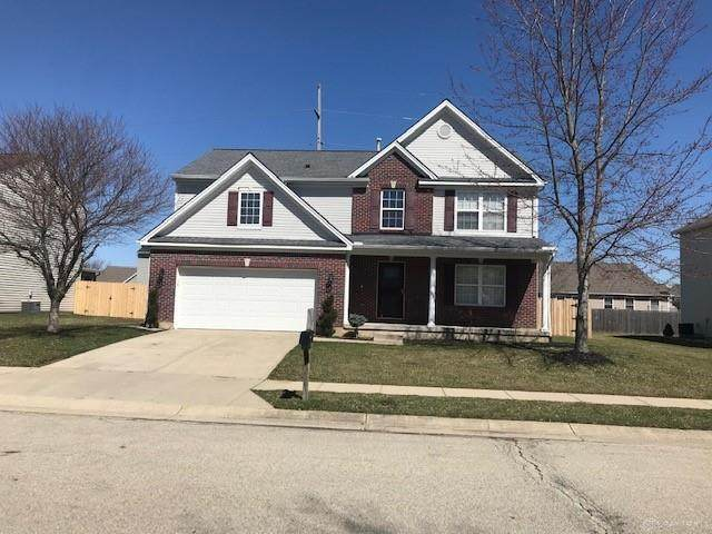 1239 Glen Kegley Drive, Xenia, OH 45385 (MLS #836028) :: Bella Realty Group