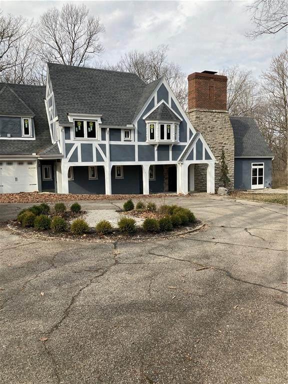 1221 Oakwood Avenue, Oakwood, OH 45419 (MLS #836125) :: Bella Realty Group