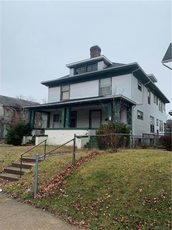 144 Cambridge Avenue, Dayton, OH 45406 (MLS #836349) :: Bella Realty Group