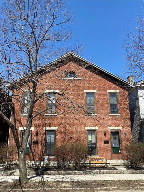 31 Green Street, Dayton, OH 45402 (MLS #836929) :: The Swick Real Estate Group