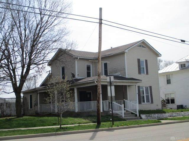 107 S Main Street, Pleasant Hill, OH 45359 (MLS #837090) :: Bella Realty Group
