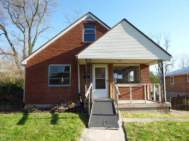 3115 Hassler Street, Dayton, OH 45420 (MLS #837144) :: The Swick Real Estate Group