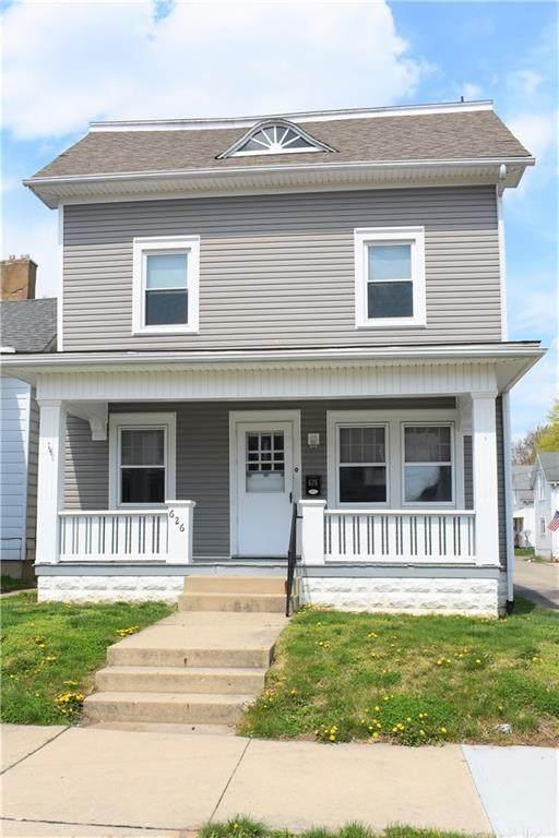 626 W Greene Street, Piqua, OH 45356 (MLS #837186) :: Bella Realty Group