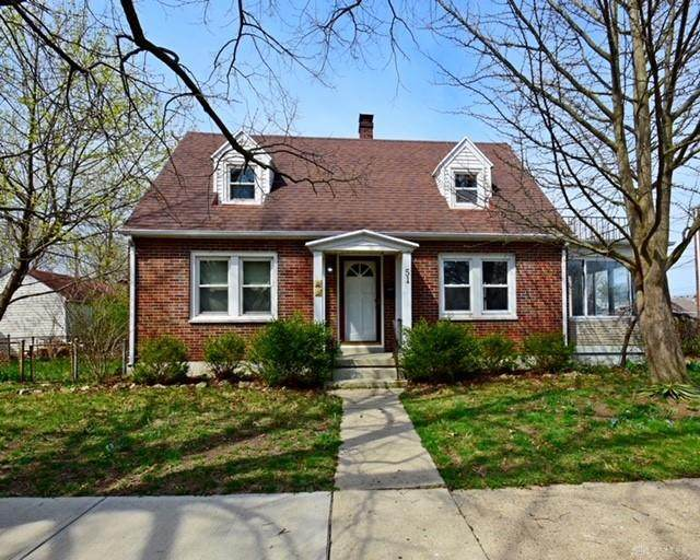 51 S Wright Avenue, Fairborn, OH 45324 (MLS #837423) :: Bella Realty Group