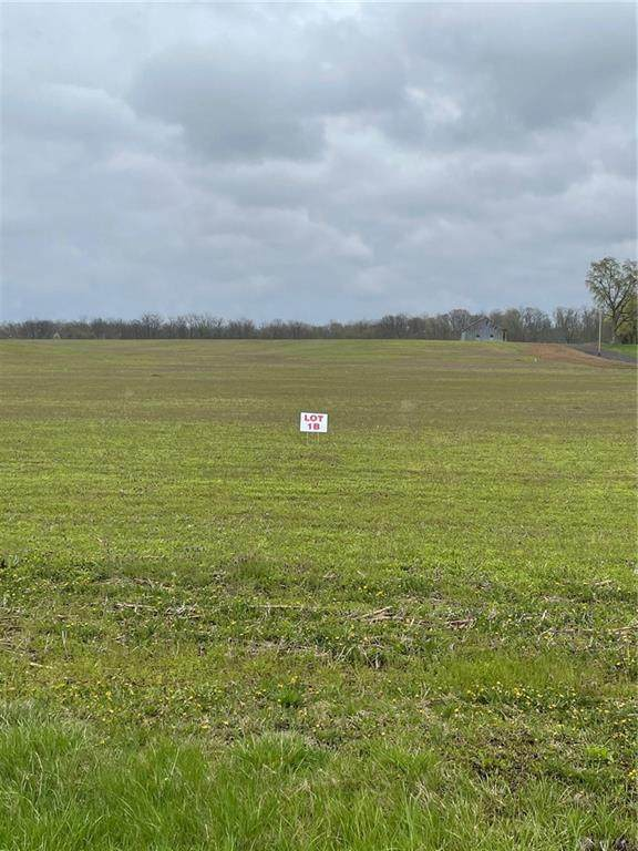 Lot 1 B Stevenson Road, Xenia Twp, OH 45385 (MLS #837494) :: The Swick Real Estate Group
