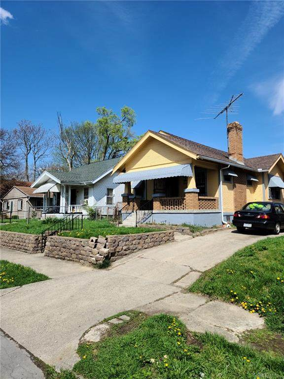 848 Osmond Avenue, Dayton, OH 45402 (MLS #837670) :: The Gene Group