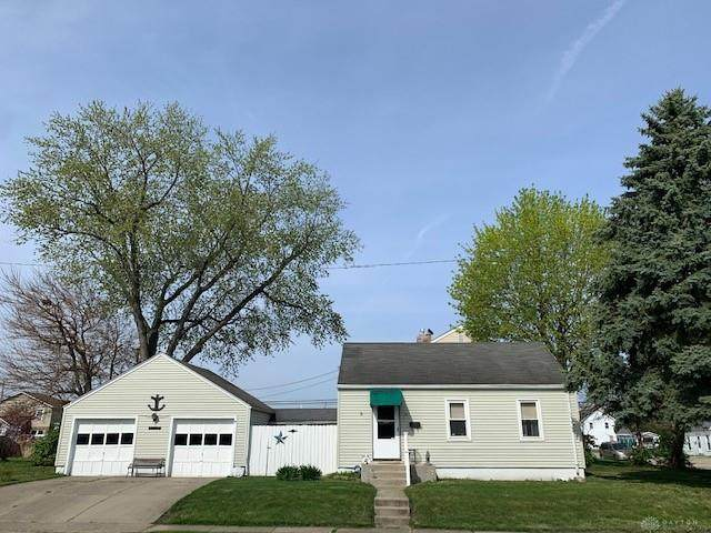 45 Miller Avenue, Fairborn, OH 45324 (MLS #837744) :: The Westheimer Group