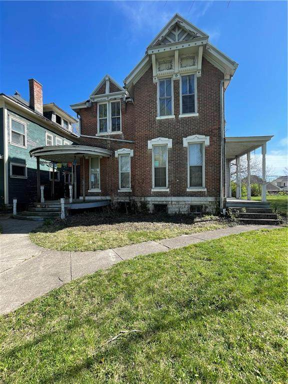 624 & 626 Superior Avenue, Dayton, OH 45402 (MLS #837869) :: The Gene Group