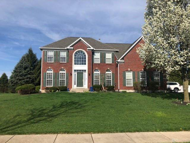10609 Whipple Tree Drive, Dayton, OH 45458 (MLS #837879) :: The Westheimer Group
