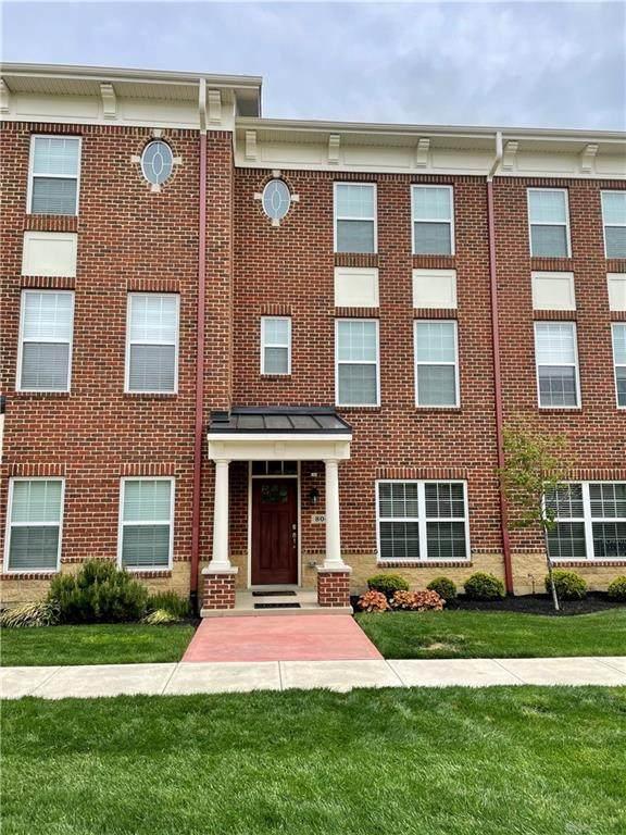 804 Brownstone Row, Springboro, OH 45066 (MLS #838712) :: The Gene Group